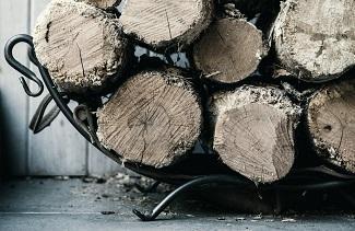Suche drewno